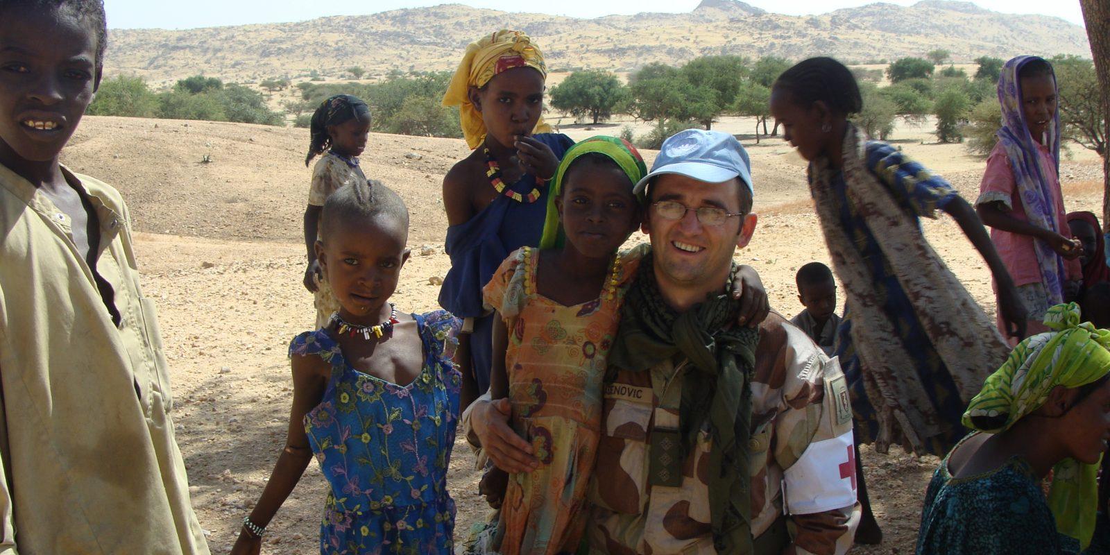 U Čadu…