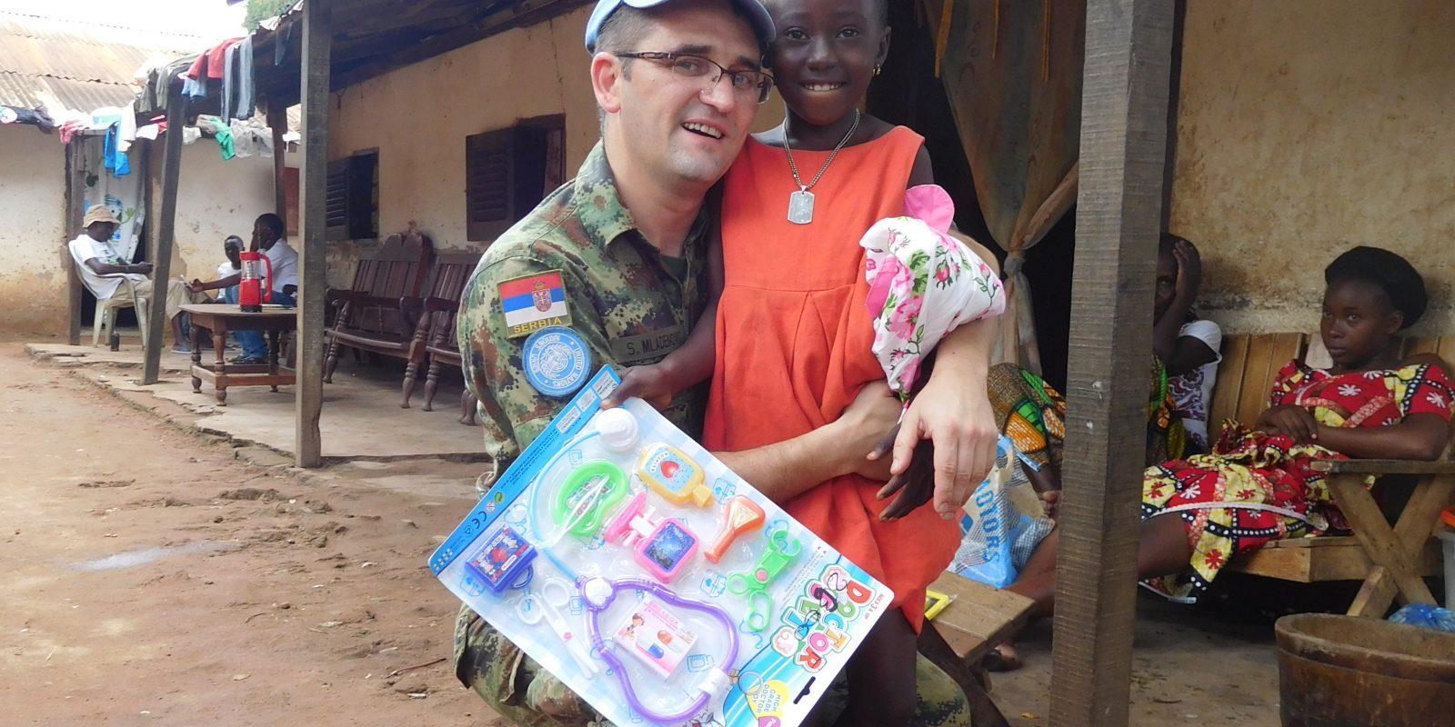 U Centralnoafričkoj republici…
